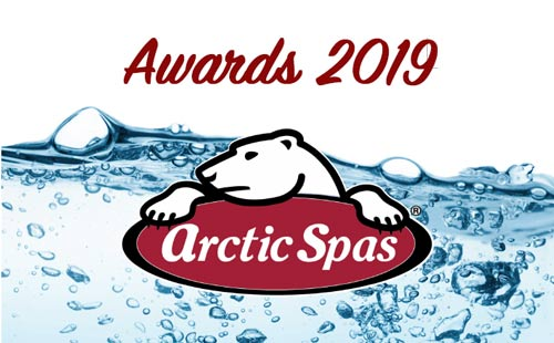 we are pleased to announce the 2019 arctic spas dealer award winners